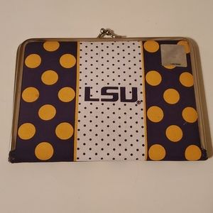 LSU Tigers Photo Wallet
